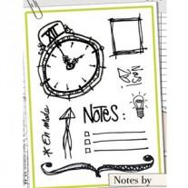 L'Encre et l'Image Étampe Notes