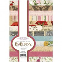 "Bo Bunny Pad 6""x8"" Journal Botanique"