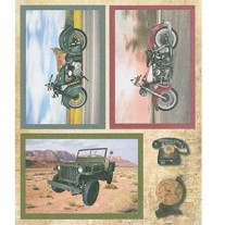 Reddy Images 3D Motocyclettes & Jeep