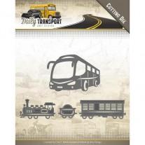 Amy Design dies Transport Publique