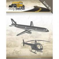 Amy Design dies Transport Aérien