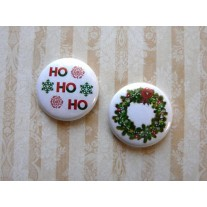 Herazz Badges HO HO HO
