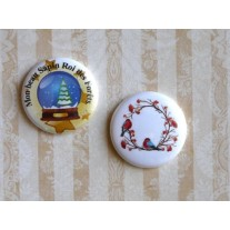 Herazz Badges Mon Beau Sapin
