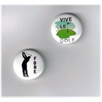 Herazz Badges Golf