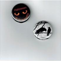 Herazz Badges Halloween