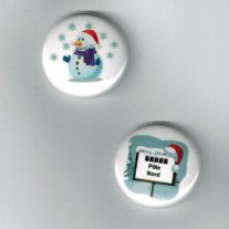 Herazz Badges Pôle Nord