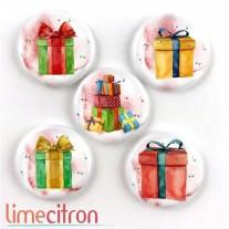Limecitron Badges Cadeaux