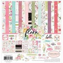 "Carta Bella Collection 12""X12"" Flora No. 3"