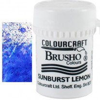 Brusho Crystal Colour Ultramarine