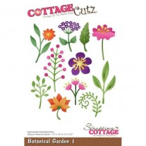 CottageCutz Die Jardin Botanique 1