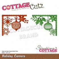 CottageCutz Die Coins de Noël