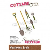 CottageCutz Die Outils de jardinage