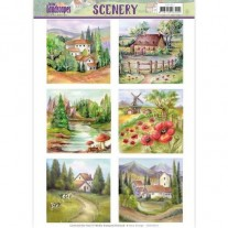 Jeanine's Art  Images Paysages printaniers 2
