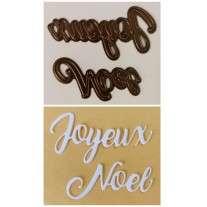 Sue Wilson Dies Mini Expression Joyeux Noel