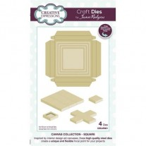 Creative Expressions Dies Collection Canvas Carré