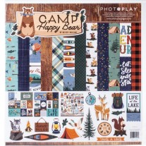 "PhotoPlay Collection 12""X12"" Joyeux Campeur"