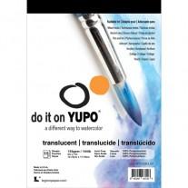 Yupo papier translucide 104 lb. pour aquarelle