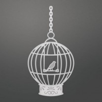 Couture Creations die Cage d'Oiseau