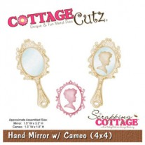 CottageCutz Die Miroir & Cameo