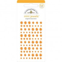 Doodlebug Bijoux Tangerine