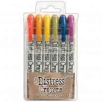 Ensemble de Crayons Distress No. 2