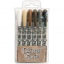 Ensemble de Crayons Distress No. 3