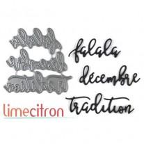 Limecitron die Falala Décembre Traditions