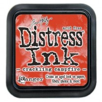 Distress Ink Crackling Campfire