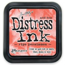 Distress Ink Ripe Persimmon