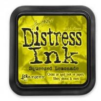 Distress Ink Squeezed Lemonade