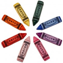 Boutons Crayons