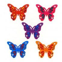 Boutons Papillons