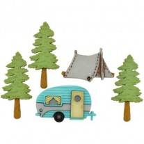 Boutons Camping Plein Air