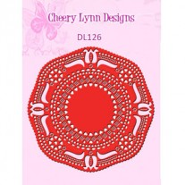 Cheery Lynn Doily Dutch Tulip