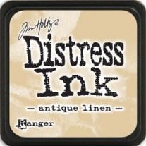 Mini Distress Ink Antique Linen