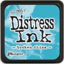 Mini Distress Ink Broken China