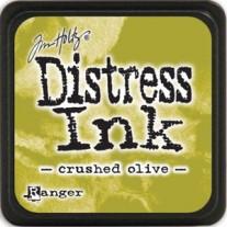Mini Distress Ink Crushed Olive