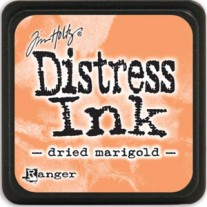 Mini Distress Ink Dried Marigold