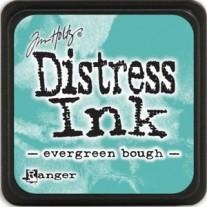 Mini Distress Ink Evergreen Bough