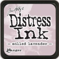 Mini Distress Ink Milled Lavender