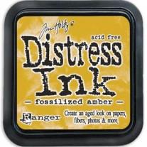 Mini Distress Ink Fossilized Amber