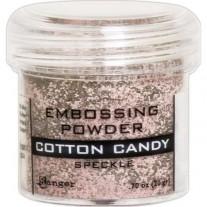 Poudre embossage tachetée Cotton Candy