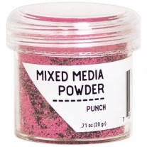 Poudre embossage Ranger Mixte Media Punch