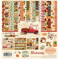 "Carta Bella Collection 12""X12"" Automne"