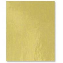 Bazzill Cardstock métallique or