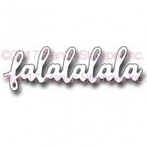 Frantic Stamper Die falalalala