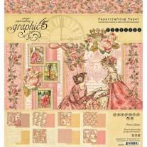 "Graphic 45 Pad 8"" X 8"" Princess"
