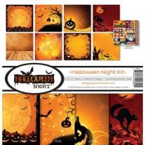 "Reminisce  Pad 12"" X 12"" Halloween"
