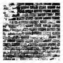 Étampe Distressed Brick