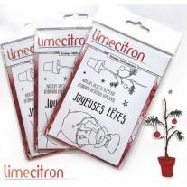 Limecitron Étampe Kit Arbre & Frosty